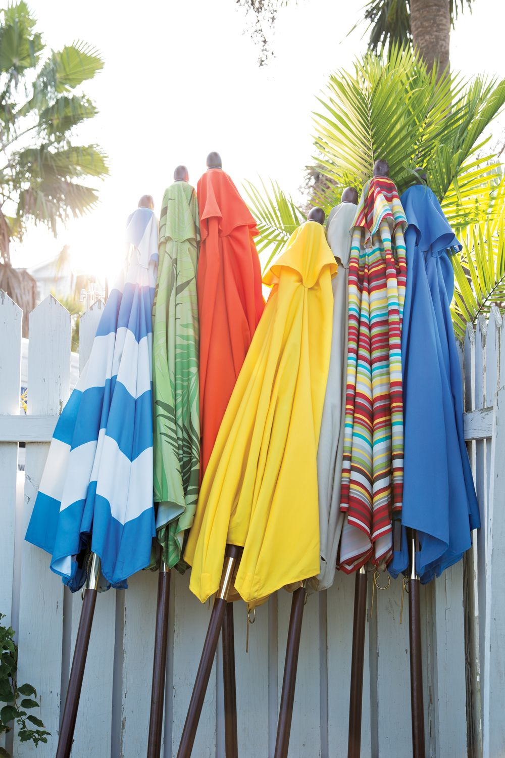Cover up in colored #umbrellas from SONOMA outdoors. #Kohls