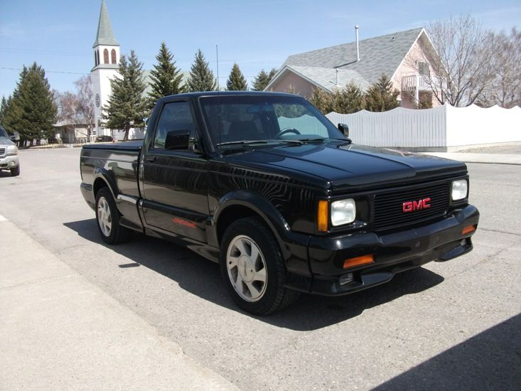 Crucial Cars We Put The Spotlight On The Gmc Syclone Trucks