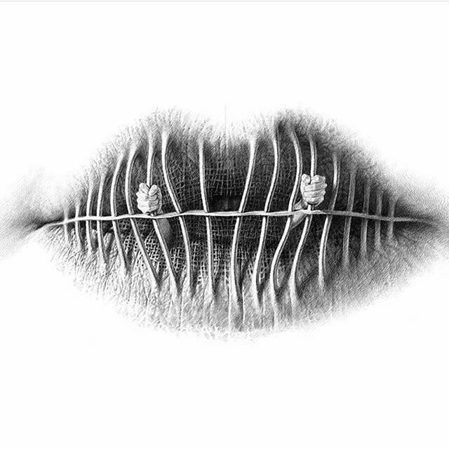 Explore Drawings Of Lips Pencil And More