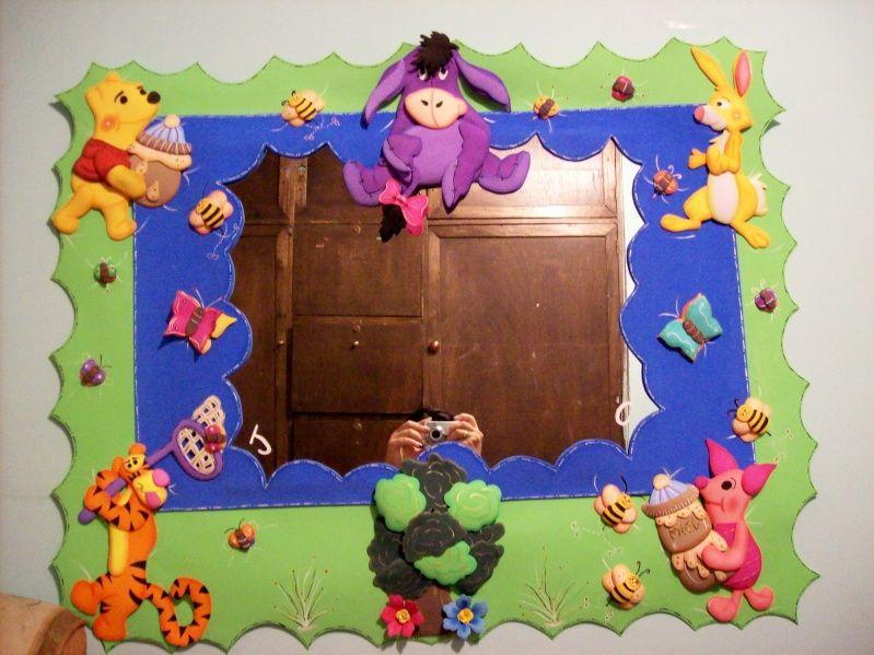 Cenefas hechas en foami imagui marcos para fotos - Decoraciones gramar ...