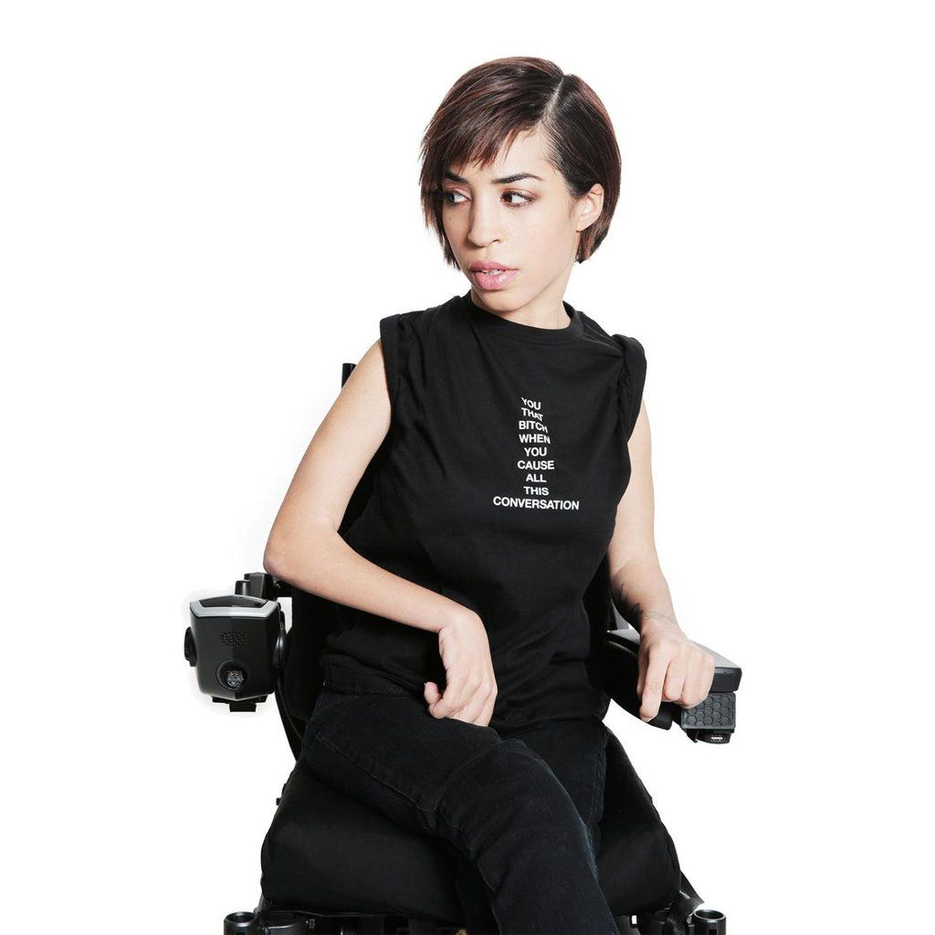 https://t.co/R2Dk4Iz7os  Model and disability activist jilly_peppa stars in Beyonces new campaign:  https://t.co/WGoh5raLXU