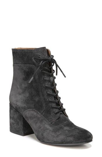 SARTO by Franco Sarto Aldrich Bootie (Women) | Nordstrom. Lace Up ...