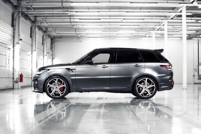 4x4, OVERFINCH, RANGER ROVER SPORT tuned by OVERFINCH, Suv, tuning