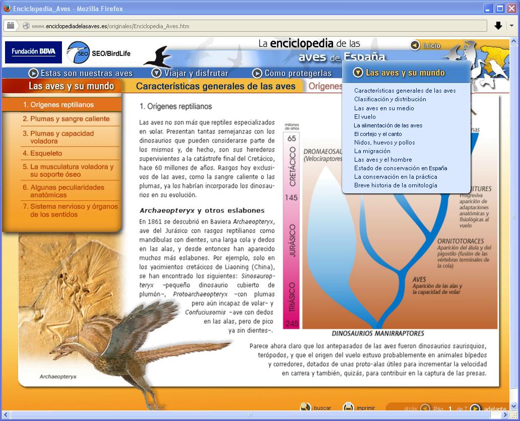 Enciclopedia de las aves de España | Natureza | España y Aves