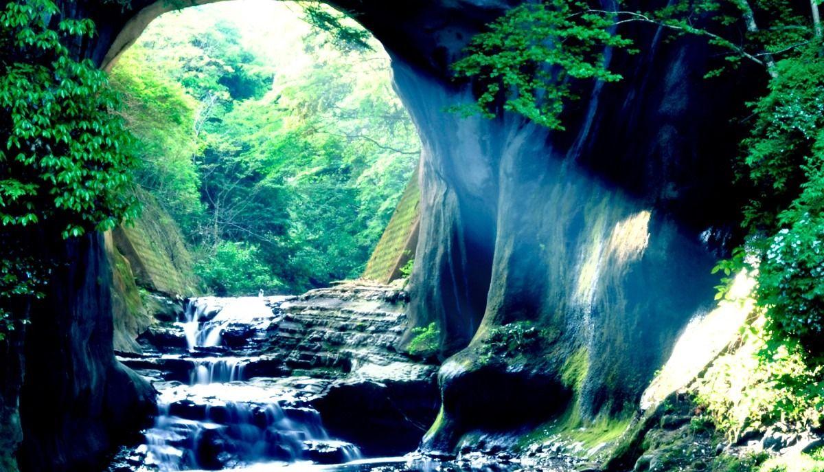 新着 絶景スポット おしゃれまとめの人気アイデア Pinterest みんなの絶景スポット 滝 濃溝の滝 絶景