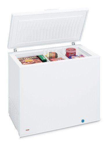 Amazon Com Frigidaire Ffc0923dw 8 4 5 Cubic Foot Manual Defrost Chest Freezer White Appliances Chest Freezer Freezer Frigidaire