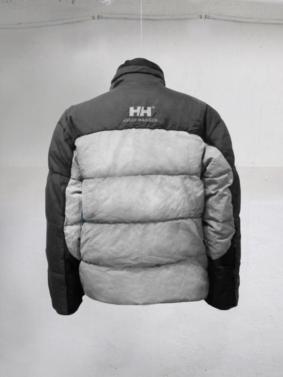 Vintage 90s Helly Hansen Goose Down Puffer Jacket Gray Size S Etsy Gray Jacket Helly Hansen Puffer Jackets [ 1200 x 901 Pixel ]