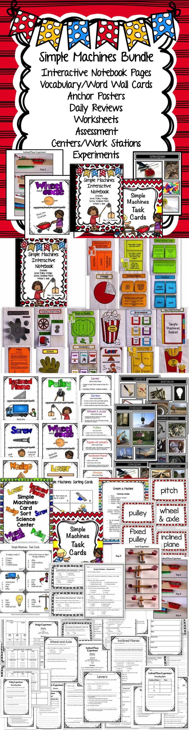 worksheet Work And Simple Machines Worksheet 1000 images about simple machines on pinterest bill nye scavenger hunts and science