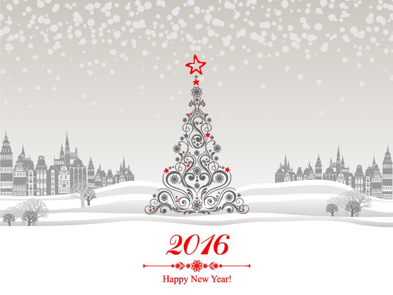 Anteriorsiguiente Fondo Navideño Elegante: Navidad Y Christmas - Vector