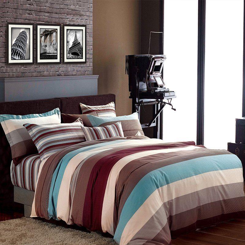 Hampton Hill Pine Manor Queen Duvet Style Comforter Set