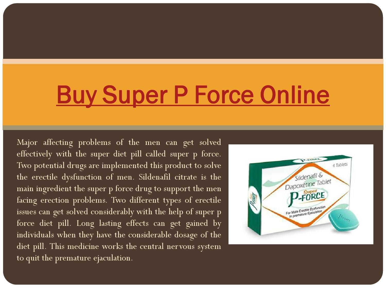 super p force online