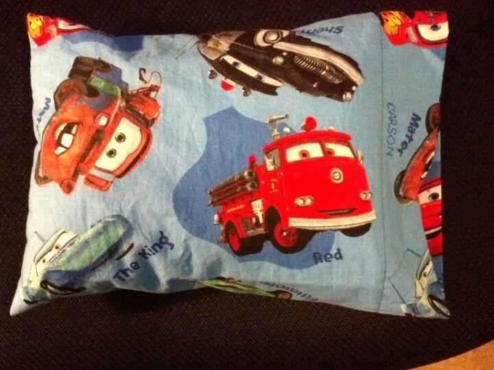 Carson's pillow & case
