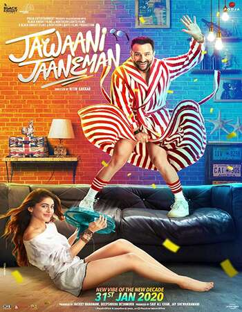 Jawaani Jaaneman 2020 Full English Movie 720p 480p