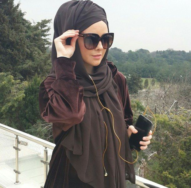 5-Ideas-For-Hijab-With-Matching-Sunglasses-11  Beautiful -2138