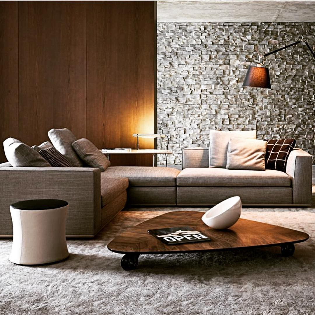 Creating places we love - Relaxed elegance The Powell sofa ...