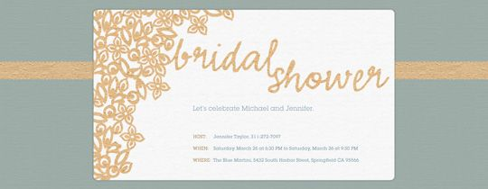 Doc648568 Free Bridal Shower Invitation Templates for Word – Free Bridal Shower Invitation Templates for Word