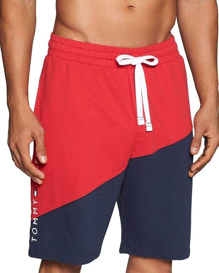 Tommy Hilfiger Sleep Short Pantalones Cortos para Hombre