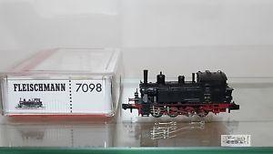 fleischmann 7098 extensor locomotora vapor br 98 de la drg para escala n - Categoria: Avisos Clasificados Gratis  Estado del Producto: Usado Fleischmann 7098, Extensor locomotora vapor BR 98 de la DRG para escala NValor: 120,00 EURVer Producto