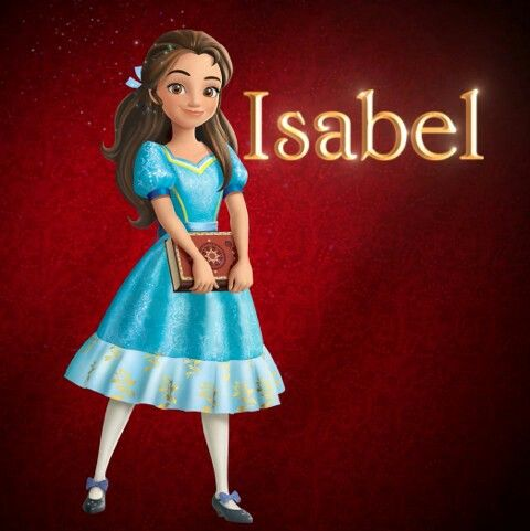 Isabel Elena Of Avalor