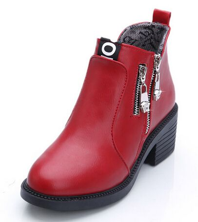 (Buy here: http://appdeal.ru/u0o ) Vintage Autumn Women shoes Fashion Martin boots High quality Pu leather British style Ankle boots 1.4 for just US $46.95