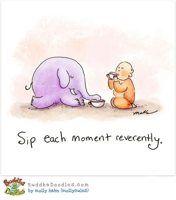 So True Wish I Could Today With My Grandma Bunch Happy Birthday In Heaven Buddha Doodle Buddha Buddah Doodles