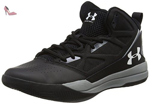 Under Armour Thrill 2, Shoes Homme - Noir (Black), 47.5 EU