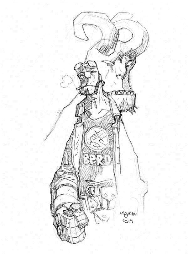 Hellboy-and-the-BPRD-1-Sketch-Cover-11.4.14.jpg (600×809)