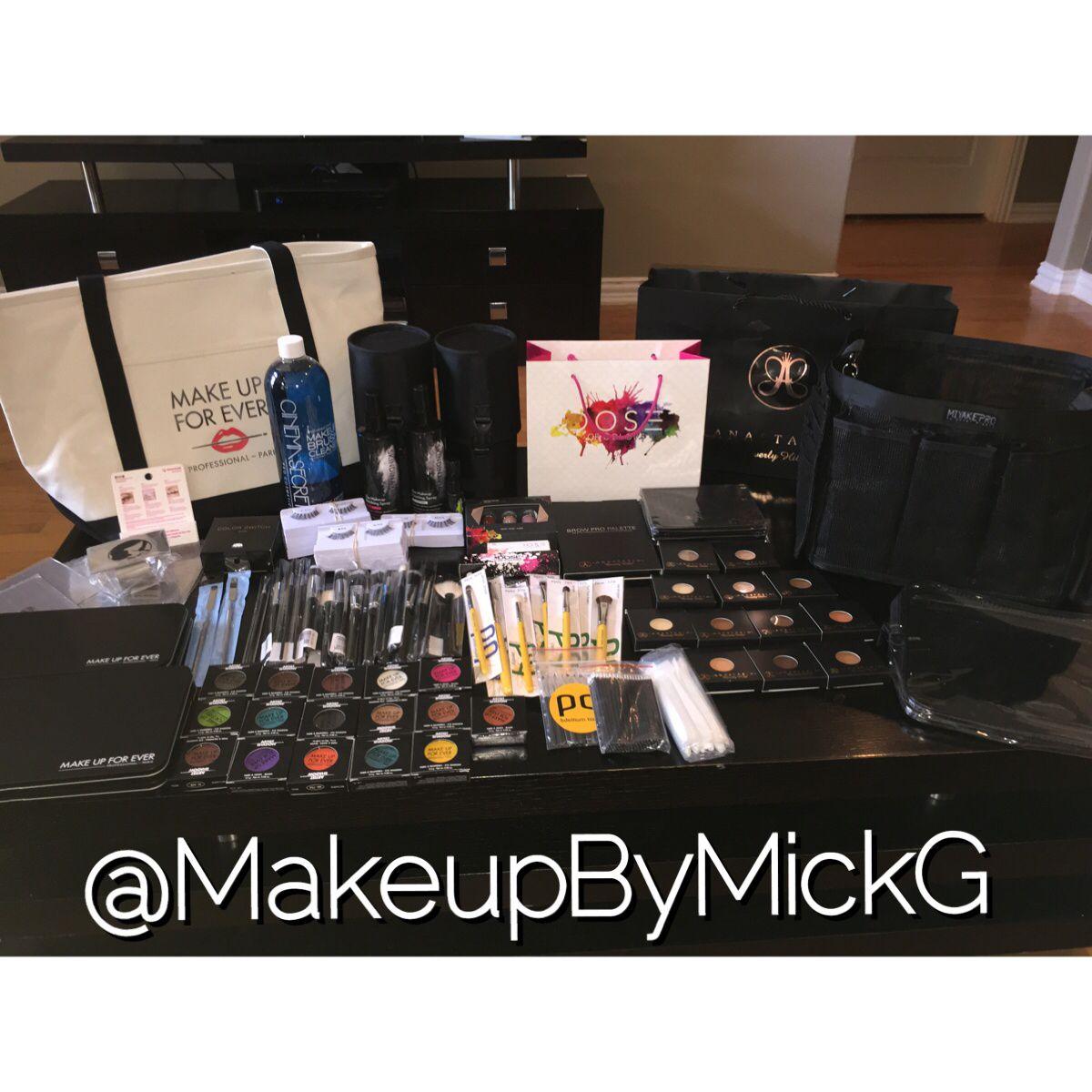 #TMSDallas #MakeupByMickG