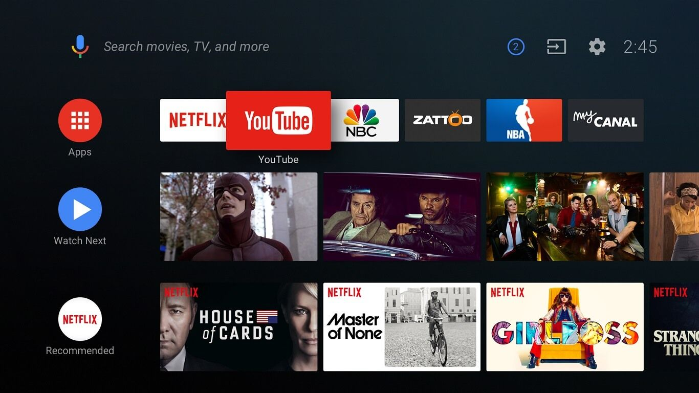 Amazon prime video app for smart tv