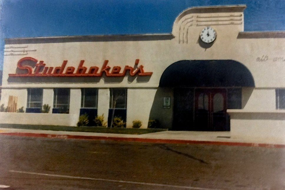 My folks used to step out to Studebaker's
