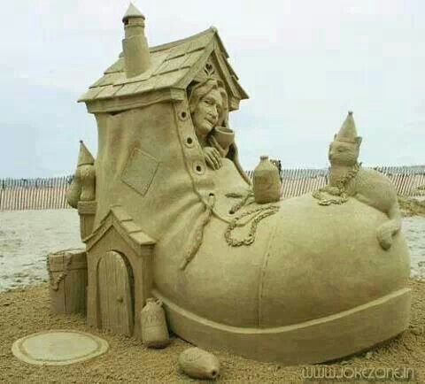 Sand Art | Sand Art | Sea and Sand