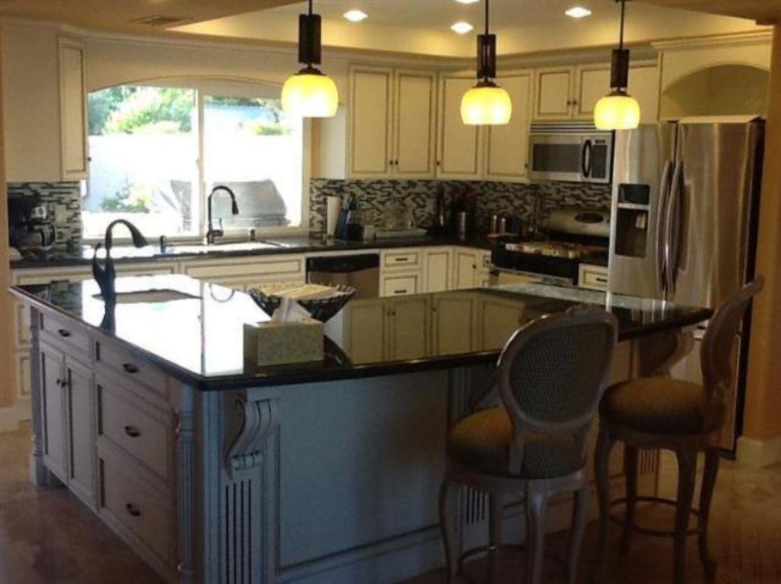 Functional Kitchen Island Ideas With Sink 38 Kitchen Layouts