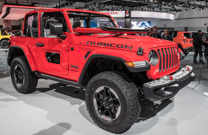 Jeep Wrangler Suv 2020 Redesign Specs Price