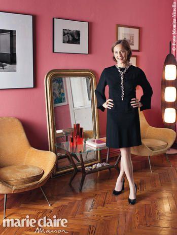 La designer nathalie jean a milano nel sofisticato for Designer di gioielli