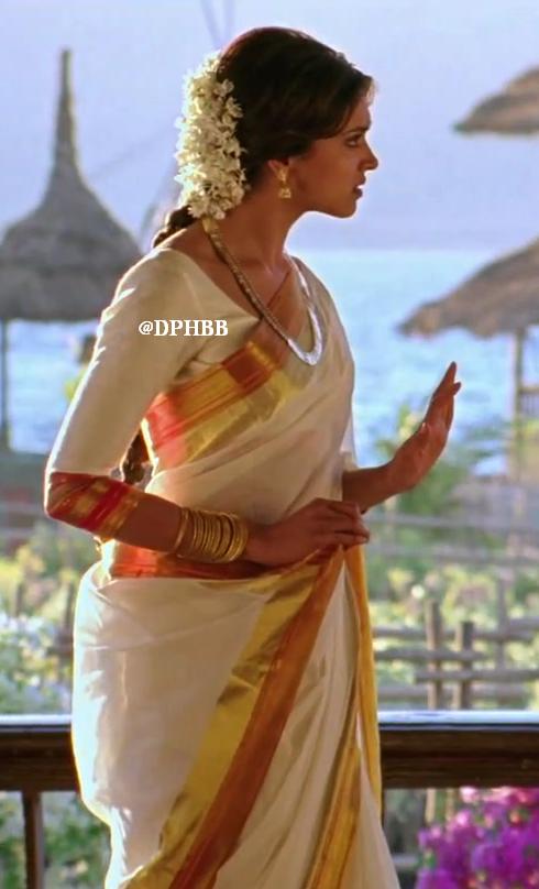 Deepika | Fashion, Kasavu saree, Kerala saree