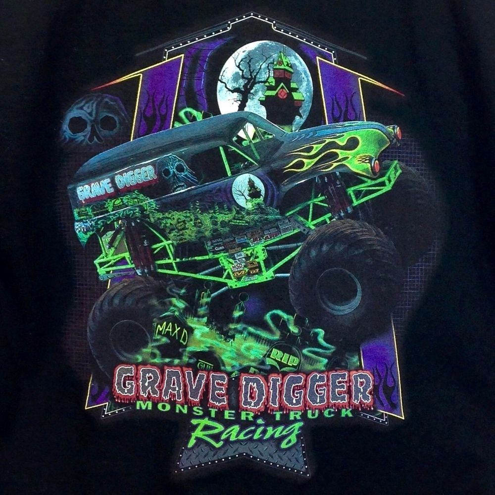 193ec2f8 Pin by Amy Feulner on Grave Digger Poster in 2019   Monster jam, Digger  birthday cake, Digger birthday