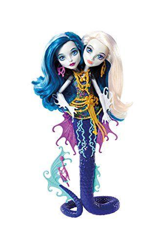 Monster High Great Scarrier Reef Peri Pearl Serpintine Https Www Amazon Com Dp B015ccr6ru Ref Cm Monster High Toys Monster High Dolls Monster High Doll