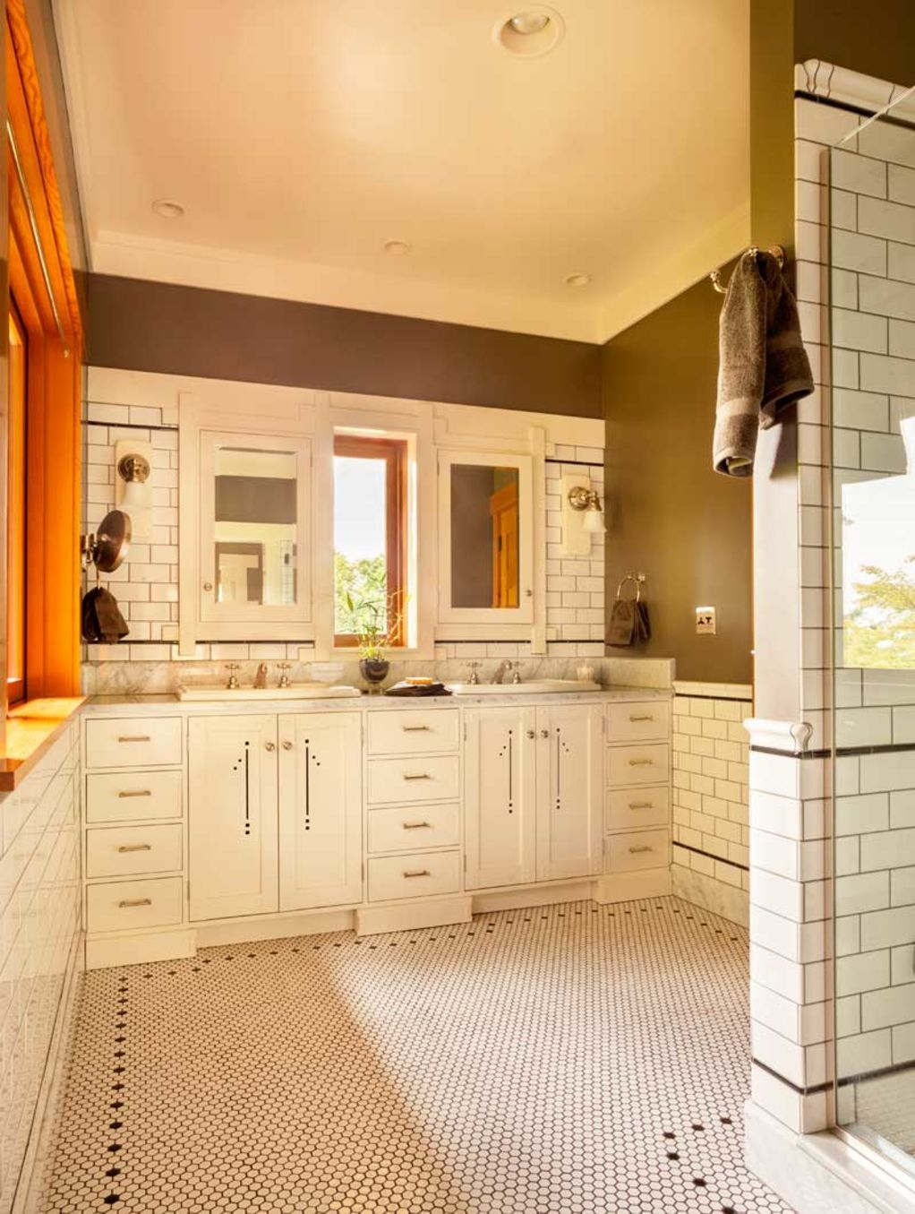 Service rooms in Craftsman Style | Arts & Crafts Homes and the Revival