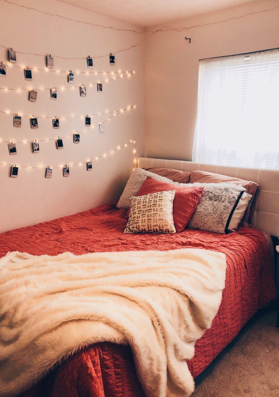 🖤 aesthetic bedroom decor pinterest  2021