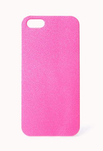 Shimmering Hard Shell Phone Case   FOREVER21 - 1057231390