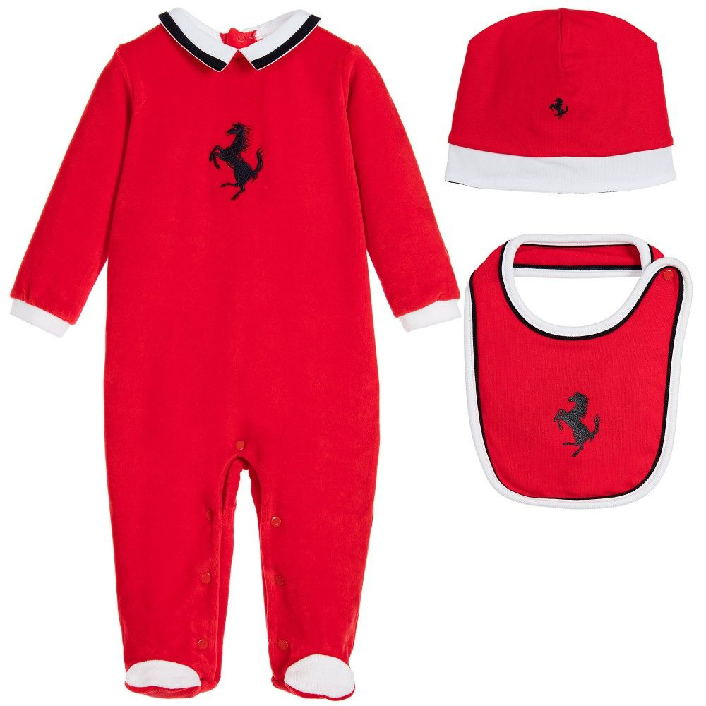 37 Ferrari Kids Clothing Ideas Baby Boy Blues Blue Logo Boy Blue