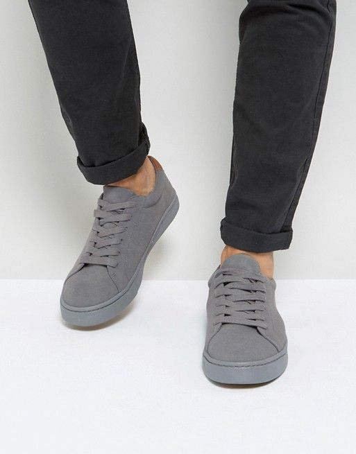 Mens grey shoes, Sneakers men fashion