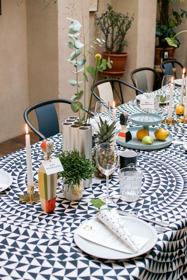 Vitra, Summer Dinner, Design, Alexander Girard, Bouroullec, Vitra Accessories, Berlin