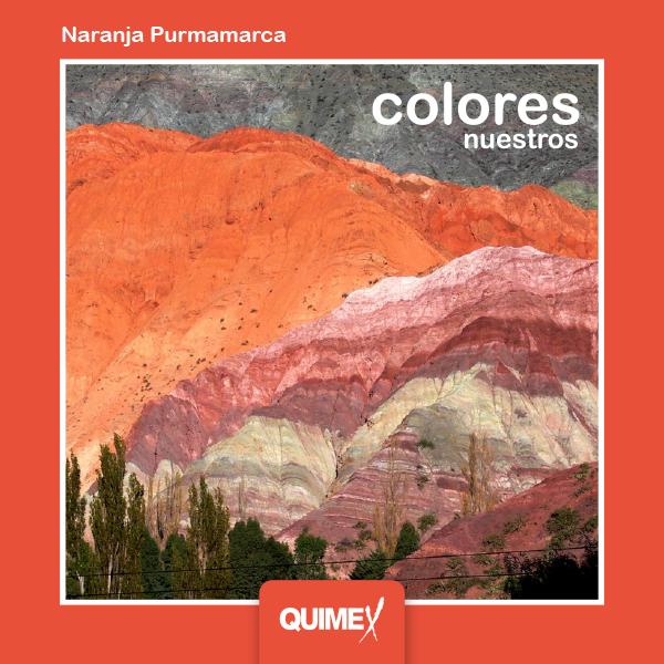 """Nuestro Naranja Purmamarca es un color que busca retratar toda la imponencia de Jujuy.  ¿Te imaginas tus espacios con este color?  #ColoresNuestros"""""""