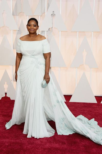 Actress Octavia Spencer attends the 87th Annual Academy Awards at Hollywood & Highland Center on February 22, 2015 in Hollywood, California.