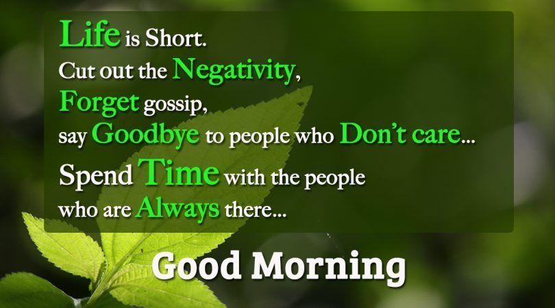 Good Morning Life Goodmorning Gm Quotes Good Morning Morning