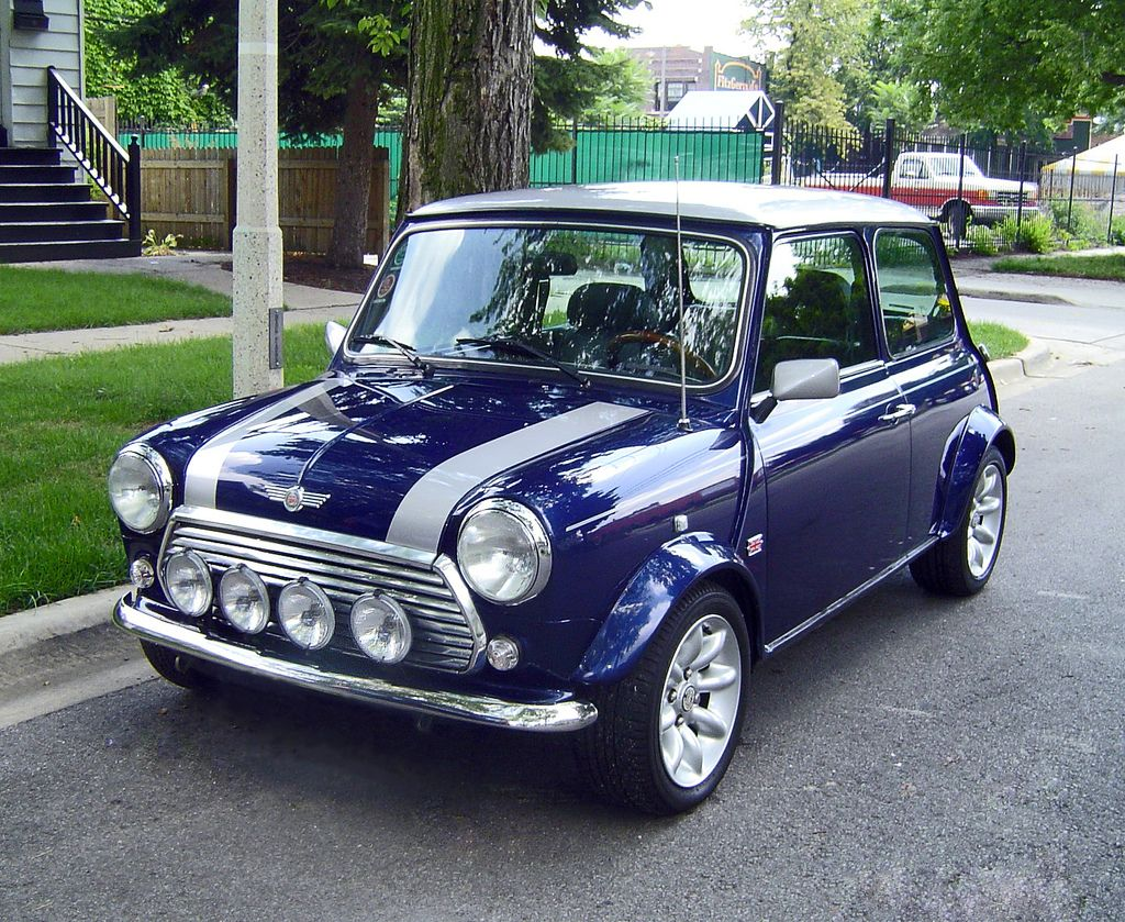 mini cooper classic blue Google Search (With images