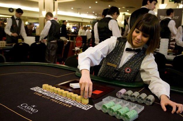 Las Vegas Casino Dealer Jobs
