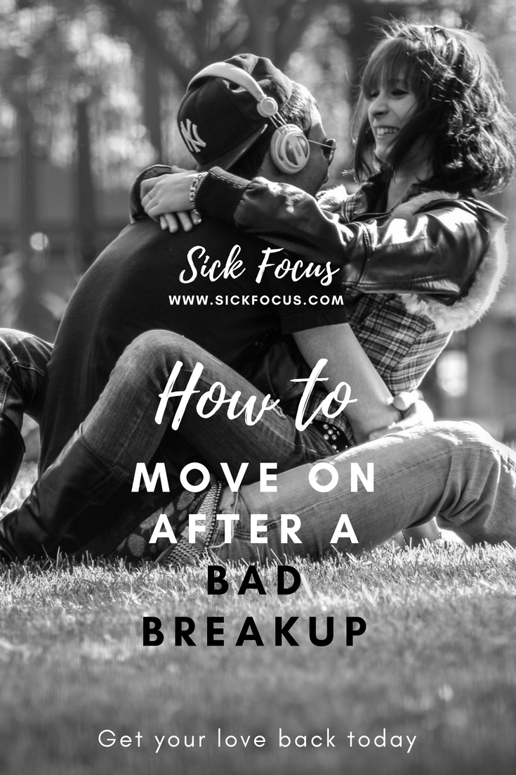 how to manage after breakup