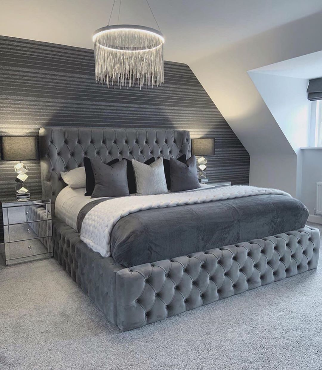Online Furniture Stores Offering Free Shipping Bedroom Bed Design Luxurious Bedrooms Luxury Bedroom Decor